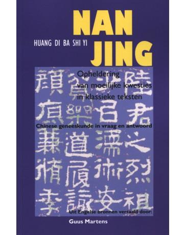 Nan Jing - Opheldering van moeilijke kwesties in klassieke teksten chinese Geneeskunde