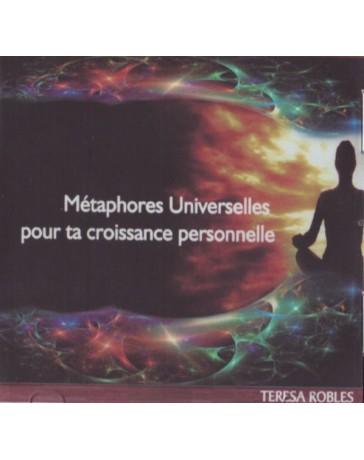 Métaphores universelles pour ta croissance personnelle (CD)