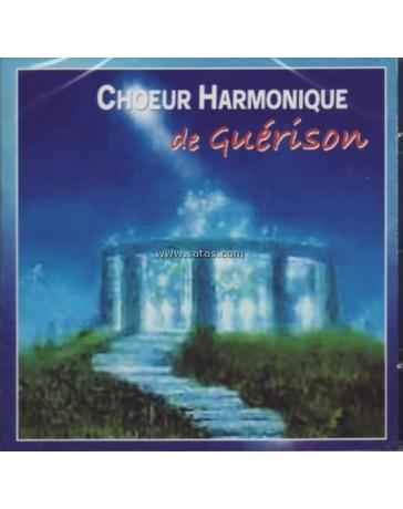 Choeur harmonique de guérison   CD