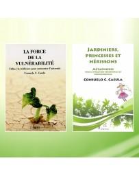 Set Casula : Jardiniers, princesses et hérissons + La force de vulnérabilité