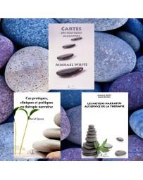 Set de livres thérapie narrative: