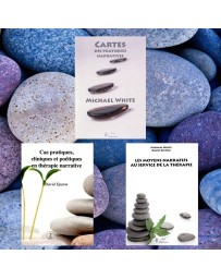 Set de livres thérapie narrative