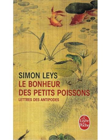 Le bonheur des petits poissons - Lettres des Antipodes