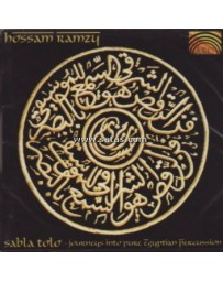 Sabla Tolo - Journeys into pure Egyptian percussion  (CD)