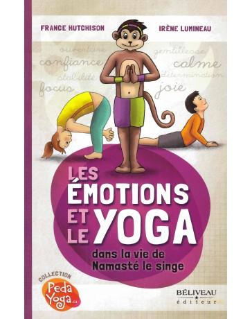Les émotions et le yoga dans la vie de Namasté le singe