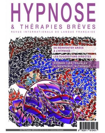 Revue Hypnose et Thérapies Brèves n°44