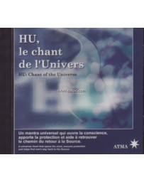 HU, le chant de l'Univers - HU, Chant of the Universe  (CD)