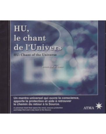 HU, le chant de l'Univers - HU, Chant of the Universe  (CD)