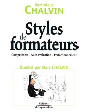Styles de formateurs - Compétences, Auto-évaluation, Perfectionnement