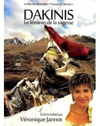 """Dakinis - Le féminin de la sagesse   (le film du Best Seller """"Trouver le Chemin"""")   DVD + CD"""