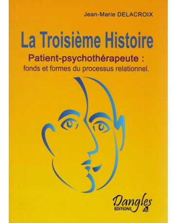 La troisième histoire Patient-Pscyhothérapeute : fonds et formes du processus relationnel