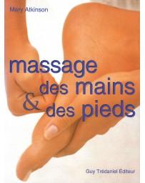 Massage des mains et des pieds
