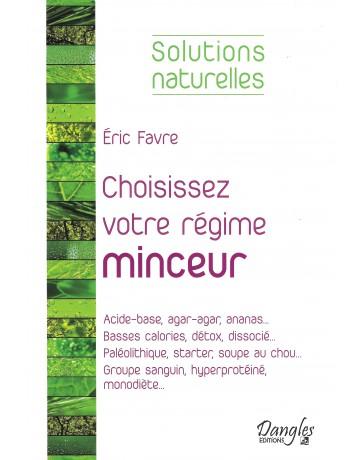 Choisissez votre régime minceur - Acide-base, agar-agar, ananas...