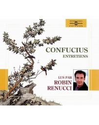 Confucius Entretiens - L'apport de la pensée chinoise   (livret + 3 CD's)