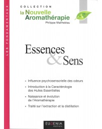 Collection la Nouvelle Aromathérapie - Essences - Sens