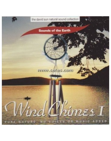 Wind Chimes I  - Sounds of the Earth  (CD)