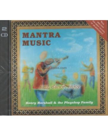 Mantra Music  (2 CD)