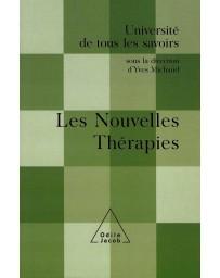 Université de tous les savoirs - Les Nouvelles Thérapies