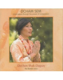Dcham Sem - Inner peace through the power of compassion  (CD)