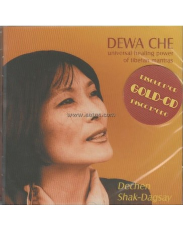 Dewa Che - Universal healing power of tibetan mantras  (CD)