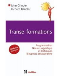 Transe-Formations - Programmation Neuro-Linguistique et techniques d'hypnose ericksonienne