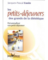 Les petits-déjeuners des grands de la diététique