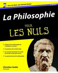 La philosophie pour les Nuls - Nouvelle édition augmentée