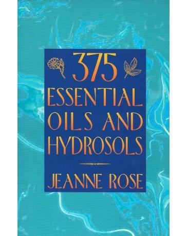 375 Essentials Oils and Hydrosols
