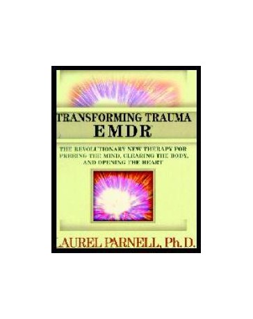 Transforming Trauma - EMDR  (Hardcover)