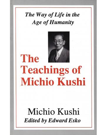 The teachings of Michio Kushi