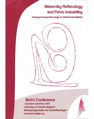 Maternity Reflexology and Pelvic instability  (DVD)