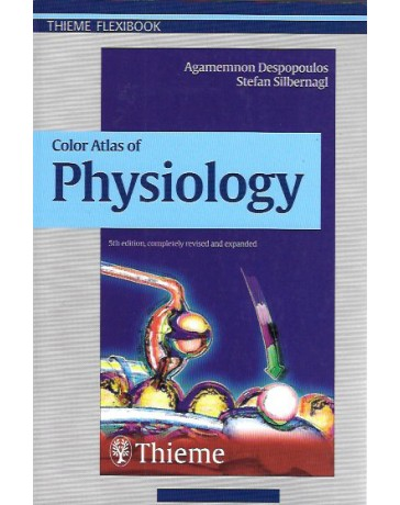 Color Atlas of Physiology   5th edition