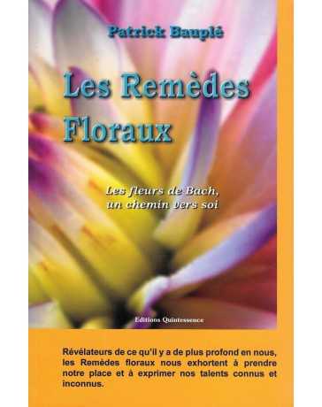 Les remèdes floraux
