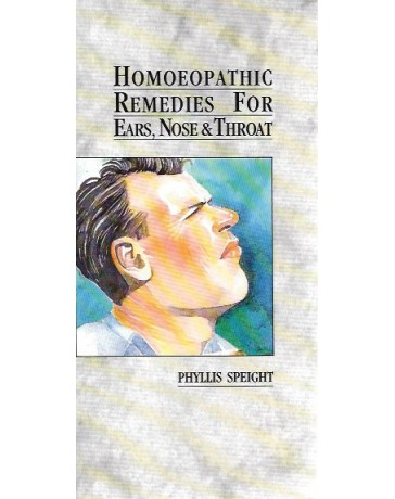 Homoeopathic remedies for ears,nose and throat