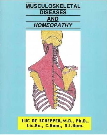 Musculoskeletal diseases and homeopathy