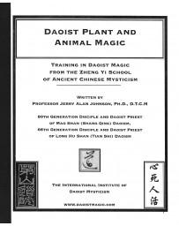 Daoist plant and animal magic