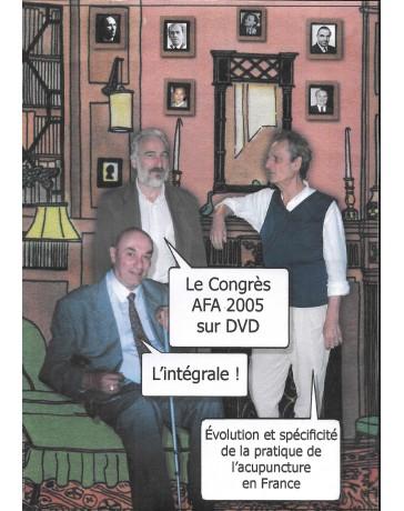 Congrès AFA Angoulême 2005  (DVD)