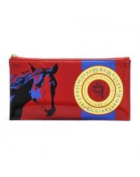 Portefeuille pour la prospérité  (rouge)