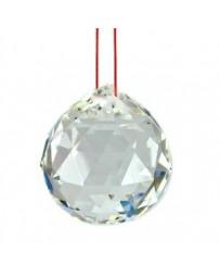 Boule en cristal Swarovski   4 cm