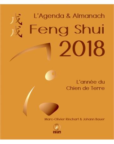 L'Agenda - Almanach Feng Shui 2018 - L'année du Chien de Terre