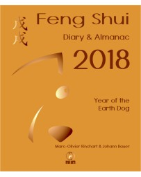 Feng Shui Diary - Almanac 2018 - The Year of the Earth Dog