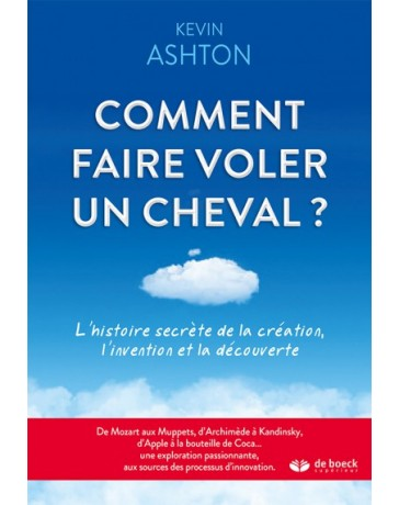 Comment faire voler un cheval?