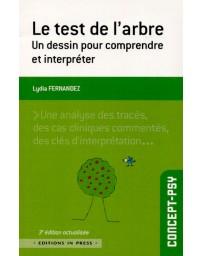 Le test de l'arbre - Un dessin pour comprendre et interpréter   3e édition