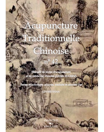 Acupuncture traditionnelle chinoise n° 42