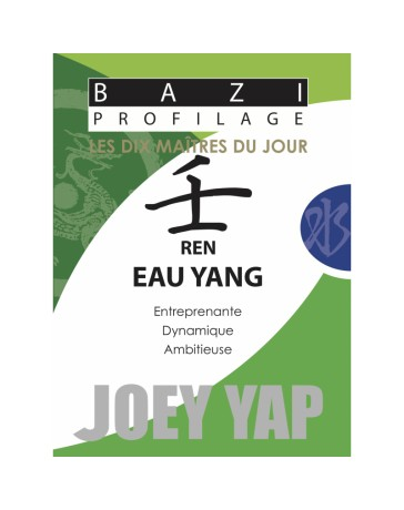 Bazi profilage - Les 10 Maîtres du jour - Ren Eau Yang