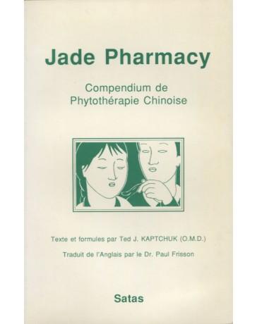 Jade Pharmacy - Compendium de Phytothérapie Chinoise