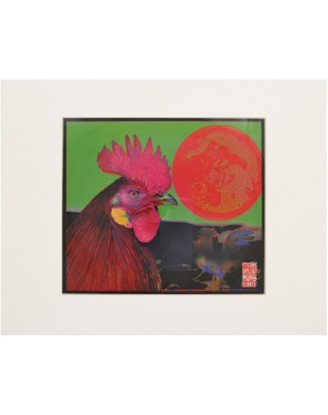 Signe astrologique chinois: Coq (poster)