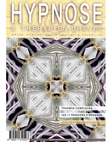 Revue Hypnose et Thérapies Brèves n°48