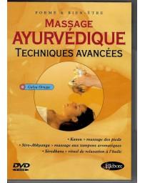 Massage Ayurvédique - Techniques avancées   (DVD)