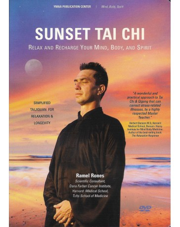 Sunset Tai Chi - Relax and Recharge Your Mind, Body, and Spirit   DVD